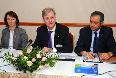 Tenue du 1er forum conomique tuniso allemand for Chambre de commerce tuniso allemande